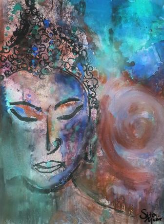Buddha-RossoArtCompany
