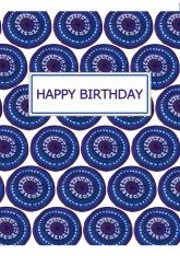 Blue Chakra birthday