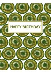 Green Chakra birthday