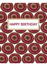 Red Chakra birthday
