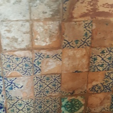 Goan Church Tiles